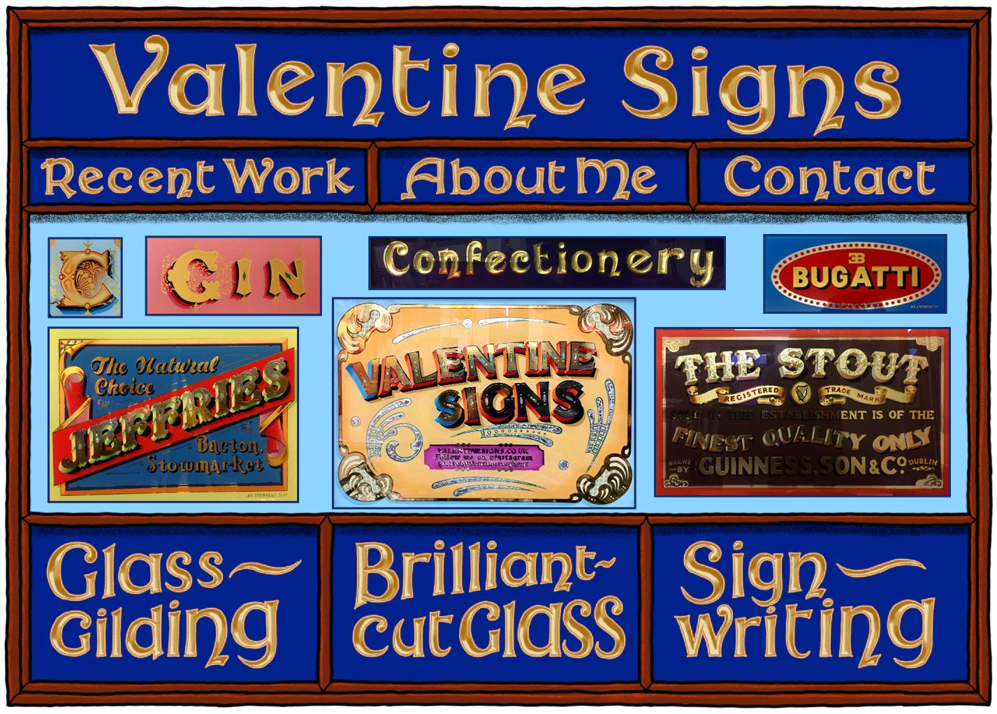 Valentine Signs